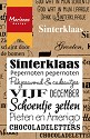 Marianne Design - Clearstamp - Sinterklaas