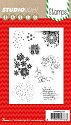 Clearstamp Studio Light - Basic Stamps - nr 157 Kerst Mixed Media