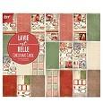 Noor! Design - Stansblok 15 x 30 cm - La Vie est Belle - Christmas Carol