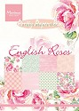 Marianne Design - Paperpad English Roses
