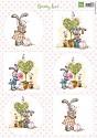 Marianne Design - Knipvel - Bunny Love