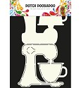 Dutch Doobadoo - Dutch Card Art - Kitchen Aid