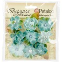 Petaloo - Botanical Collection - Teal