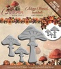 Stansmal - Amy Design - Autumn Moments - Toadstools