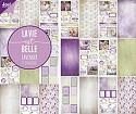 Noor! Design - Stansblok La Vie est Belle - Lavender