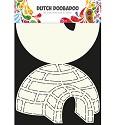 Dutch Doobadoo - Dutch Card Art - Iglo