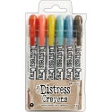 Tim Holtz - Distress Crayons - Set #7