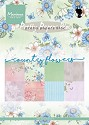 Marianne Design - Paper Pad - Country Flowers