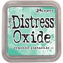 Distress Oxides Ink Pad - Cracked Pistachio