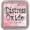 Distress Oxides Ink Pad - Worn Lipstick