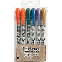 Distress Crayon Set - set #9