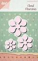 Noor! Design - Floral Flourishes - Bloemen 3st