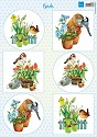 Marianne Design - Knipvel Birds 2