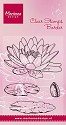 Marianne Design - Clearstamp - Tiny`s Waterlily