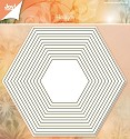Joy! Crafts - Basic Cutting Dies - Hexagon