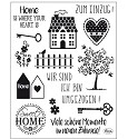Clear stamp Viva Decor - Fleurs de Printemps