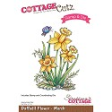 CottageCutz Stamp & Die Set - Daffodil