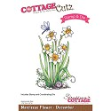 CottageCutz Stamp & Die Set - Narcissus