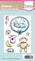 Clearstamps Studio Light - Basic stamps - Baby