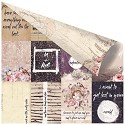 Scrappapier Prima Marketing - Wild & Free - Pretty Little Notes