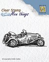 Nellie Snellen - Clearstamp Men Things - Old timer