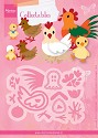 Collectable - Eline`s Chicken Family