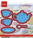 Marianne Design - Creatable - Tea for you