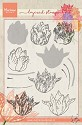 Marianne Design - Layering Clearstamp - Tiny`s Tulip