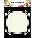 Dutch Doobadoo - Dutch Shape Art - Square 2