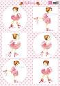 Marianne Design - Knipvel Ballerina