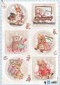Marianne Design - Knipvel Els Weesenbeek - Teddy bears 2