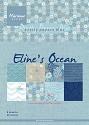 Marianne Design - Paperpad A5 - Eline`s Ocean