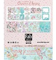 Cardkit FabScraps - Charming of Spring