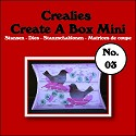 Stansmal - Crealies - Create-A-Box - Lantaarn