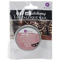 Finnabair Art Alchemy - Metallic Wax .68 Fluid Ounce - Rose Gold
