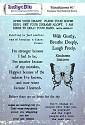 IndigoBlu - Rubber Stamp - Mindfullness I