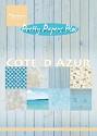 Marianne Design - Paperpad A5 - Cote d`Azur