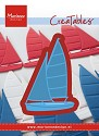 PRE-ORDER 2 (JUNI) - Marianne Design - Creatable Sailboat