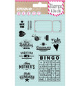 Studio Light - Basics - Stamps Basics   Die Cut - BASICSDC05