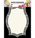 PRE-ORDER 3 - Dutch Doobadoo - Dutch Shape Art - Label 5