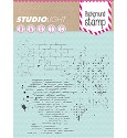 Clearstamp Studio Light - Stamp Basics nr.186