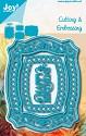 Noor! Design - Blauwe mal - Frames Happy Birthday (5)