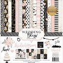 Scrappapier Echo Park - Wedding Bliss - Collection Kit