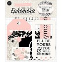 Echo Park - Wedding Bliss - Ephemera Die Cuts Frames & Tags