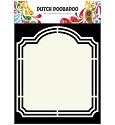 PRE-ORDER 5 - Dutch Doobadoo - Dutch Shape Art - Frame