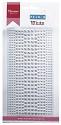 Marianne Design - Plakparels White