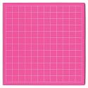 MultiCraft - All-Purpose Self-Healing Craft Mat - Gridded Pink