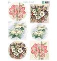 Marianne Design - Knipvel - Mattie`s Mooiste Christmas Flowers