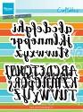 Marianne Design - Craftables - Brush alphabet
