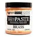 Finnabair - Art Extravagance - Patina Effect Paste 8.45oz - Brass